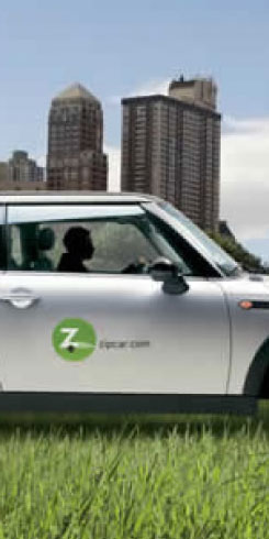 zipcar parking spp